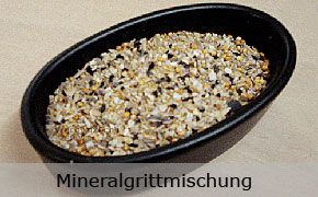 mineralgrittmischung
